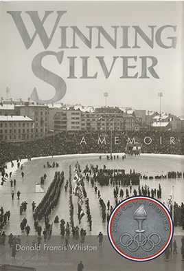 The Beauty of Books - Winning Silver: A Memoir