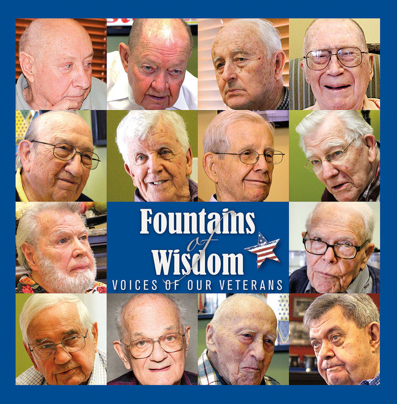 The Beauty of Books - Fountains of Wisdom: Voices of Our Veterans