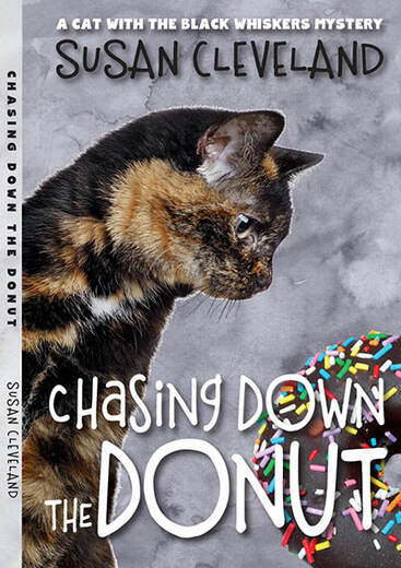 The Beauty of Books - Chasing Down the Donut by Susan Cleveland