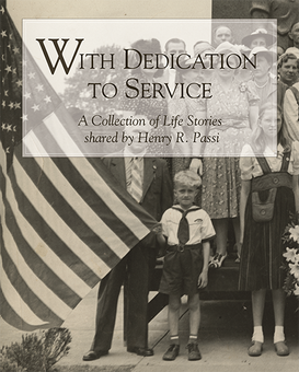 The Beauty of Books - With Dedication to Service by Henry R. Passi