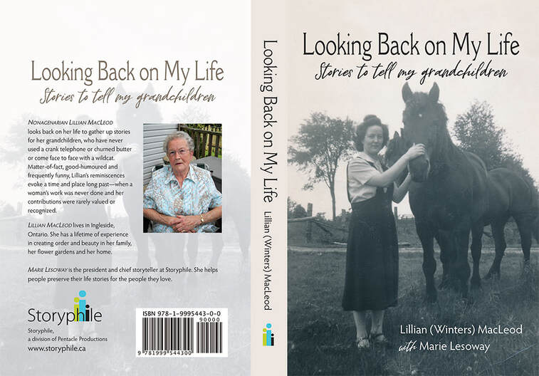 The Beauty of Books: Looking Back on My Life by Lillian MacLeod